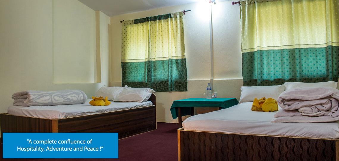 tharu home resort