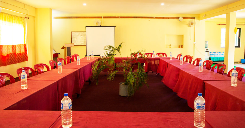 conference hall-tharu home resort